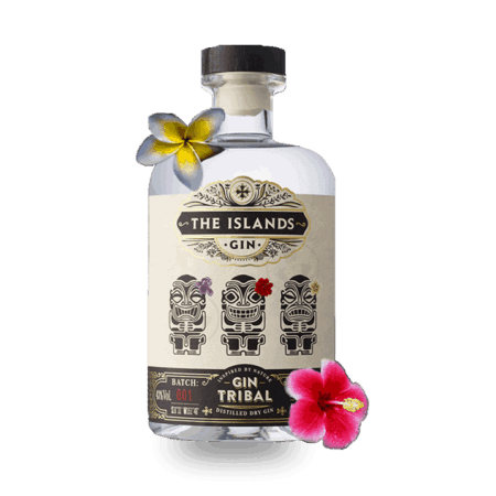 Gin The Islands Tribal