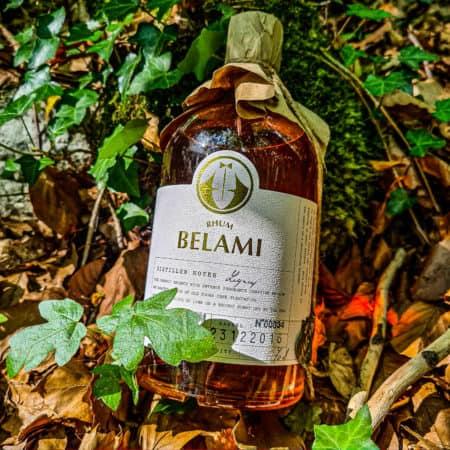 bouteille de rhum belami legacy