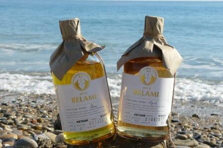 bouteilles de belami